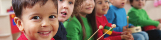 Early Childhood Music and Movement Program