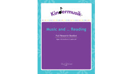Kindermusik, Benefits Of Music And Reading, 18 months - 3 years